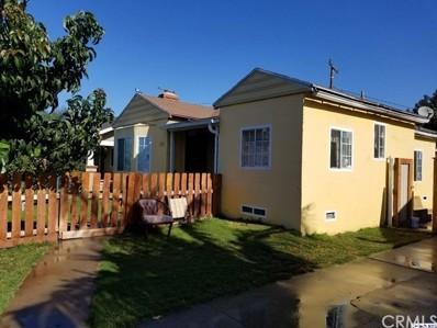 3323 CEDAR Avenue, Lynwood, CA 90262 - MLS#: 317007629