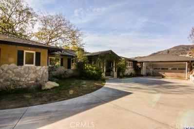 1620 Lamego Drive, Glendale, CA 91207 - MLS#: 317007635