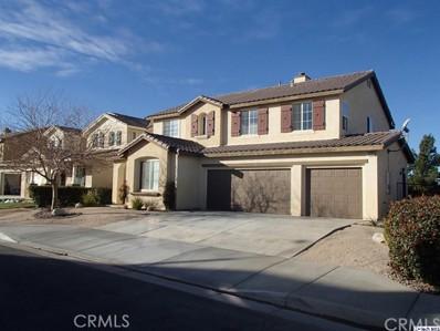 43259 62nd Street, Lancaster, CA 93536 - MLS#: 318000013