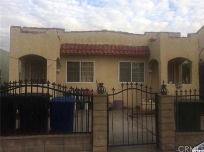 746 Fraser Avenue, Los Angeles, CA 90022 - MLS#: 318000057