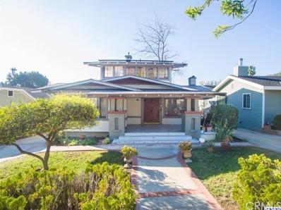 5143 Argus Drive, Los Angeles, CA 90041 - MLS#: 318000062