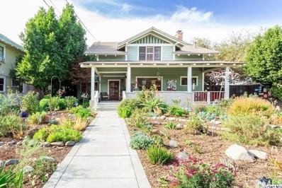 675 N Raymond Avenue, Pasadena, CA 91103 - MLS#: 318000065