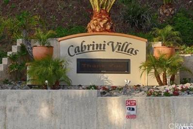 7732 Via Sorrento UNIT 30, Burbank, CA 91504 - MLS#: 318000143