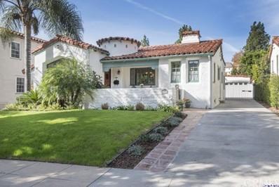 1339 Moncado Drive, Glendale, CA 91207 - MLS#: 318000194