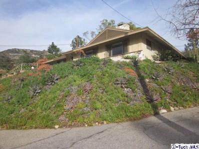 4928 Lowell Avenue, Glendale, CA 91214 - MLS#: 318000207