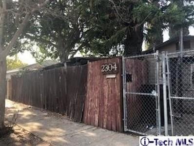 2304 W Avenue 31, Glassell Park, CA 90065 - MLS#: 318000216