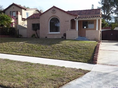1442 Norton Avenue, Glendale, CA 91202 - MLS#: 318000234