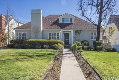 1520 Irving Avenue, Glendale, CA 91201 - MLS#: 318000357