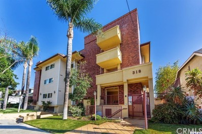 318 N Adams Street UNIT 105, Glendale, CA 91206 - MLS#: 318000445