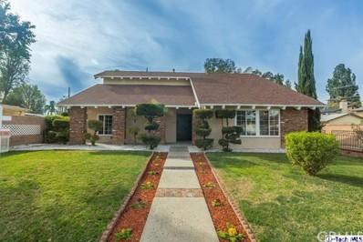 7545 Shoup Avenue, West Hills, CA 91307 - MLS#: 318000479