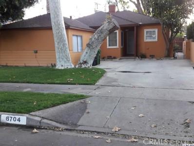 6704 Chimineas Avenue, Reseda, CA 91335 - MLS#: 318000600