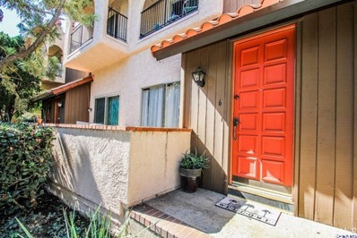 1711 Grismer Avenue UNIT 6, Burbank, CA 91504 - MLS#: 318000680