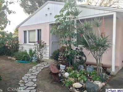 10819 Scoville Avenue, Sunland, CA 91040 - MLS#: 318000710