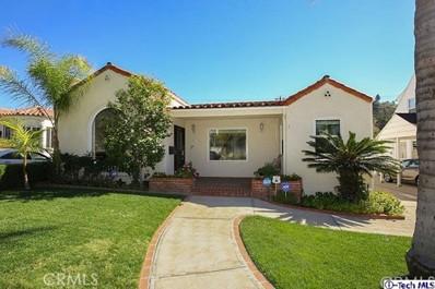 1346 Ethel Street, Glendale, CA 91207 - MLS#: 318000765