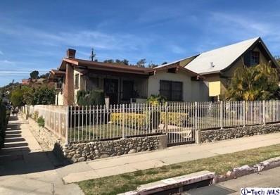 1111 Aragon Avenue, Los Angeles, CA 90065 - MLS#: 318000829