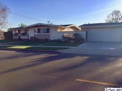 3201 Scott Road, Burbank, CA 91504 - MLS#: 318000937