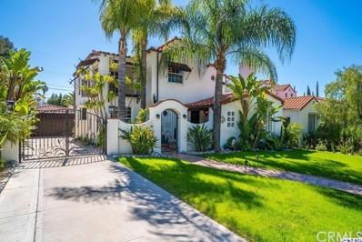 1424 El Miradero Avenue, Glendale, CA 91201 - MLS#: 318000989