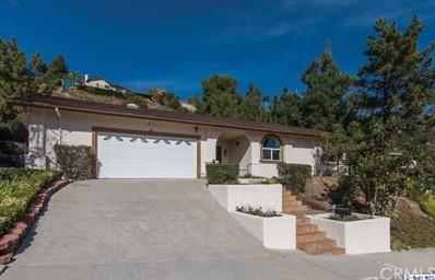 3131 Chadney Drive, Glendale, CA 91206 - MLS#: 318000999