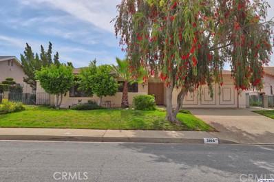 3166 Kirkham Drive, Glendale, CA 91206 - MLS#: 318001035