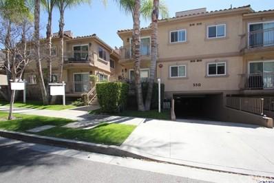 550 E Santa Anita Avenue UNIT 101, Burbank, CA 91501 - MLS#: 318001120