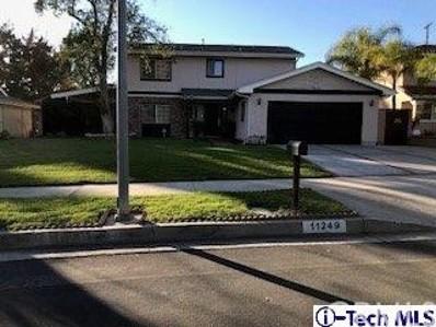 11249 Kamloops Street, Sylmar, CA 91342 - MLS#: 318001138