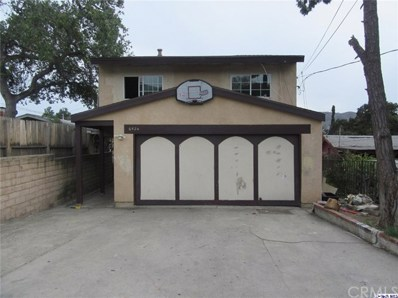 6524 Olcott Street, Tujunga, CA 91042 - MLS#: 318001150