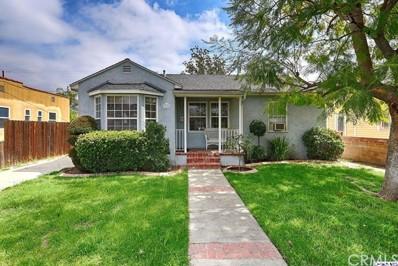 1236 N Lamer Street, Burbank, CA 91506 - MLS#: 318001261
