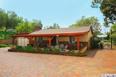 10321 Clybourn Avenue, Shadow Hills, CA 91040 - MLS#: 318001264