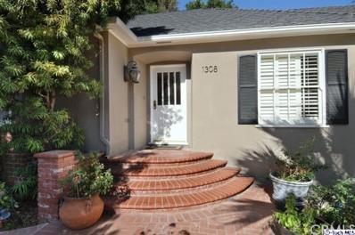 1308 Opechee Way, Glendale, CA 91208 - MLS#: 318001432