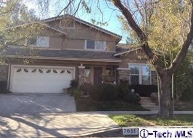 7651 Jordan Avenue, Canoga Park, CA 91304 - MLS#: 318001494