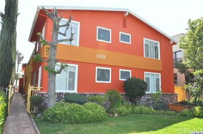 1026 San Rafael Avenue, Glendale, CA 91202 - MLS#: 318001546