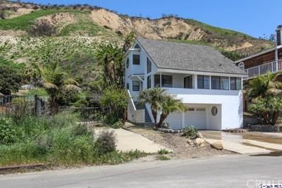 6915 Vista Del Rincon Drive, San Buenaventura, CA 93001 - MLS#: 318001584