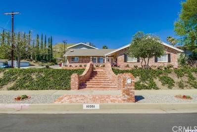 10351 Arnwood Road, Sylmar, CA 91342 - MLS#: 318001643