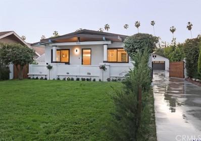 555 N Chester Avenue, Pasadena, CA 91106 - MLS#: 318001698