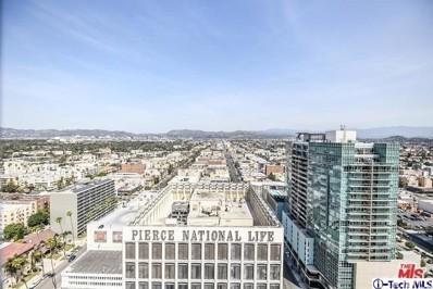 3810 Wilshire Boulevard UNIT 2004, Los Angeles, CA 90010 - MLS#: 318001815