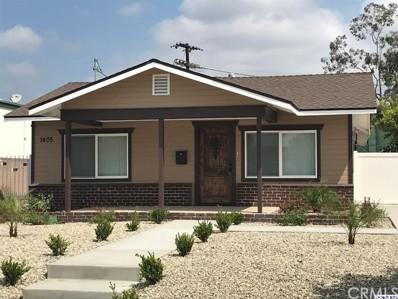 1405 E California, Glendale, CA 91206 - MLS#: 318001850
