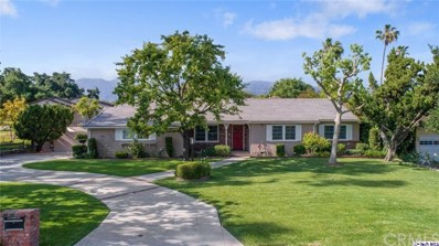 971 Hugo Reid Drive, Arcadia, CA 91007 - MLS#: 318001908