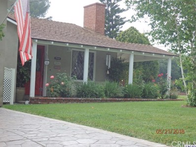 3842 Second Avenue, Glendale, CA 91214 - MLS#: 318001960