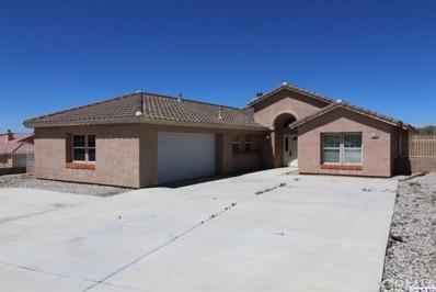57206 Juarez Drive, Yucca Valley, CA 92284 - MLS#: 318002040