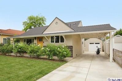 218 N Naomi Street, Burbank, CA 91505 - MLS#: 318002099