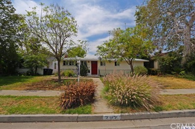 207 N Naomi Street, Burbank, CA 91505 - MLS#: 318002109