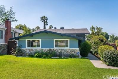 938 E Poppyfields Drive, Altadena, CA 91001 - MLS#: 318002143