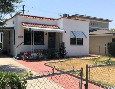 3132 Perlita Avenue, Los Angeles, CA 90039 - MLS#: 318002263