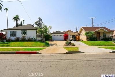 2001 Glenwood Road, Glendale, CA 91202 - MLS#: 318002298