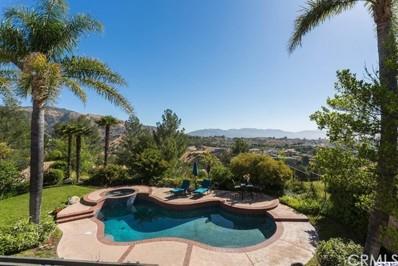 11816 Darby Avenue, Porter Ranch, CA 91326 - MLS#: 318002344