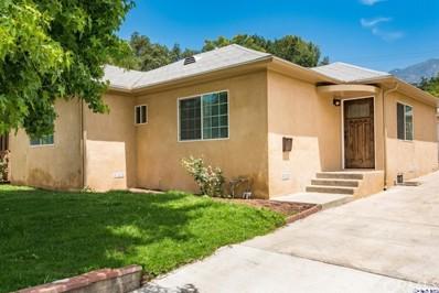 3729 Mayfield Avenue, La Crescenta, CA 91214 - MLS#: 318002354