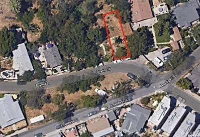 0 Raynol St, Los Angeles, CA 90032 - MLS#: 318002358