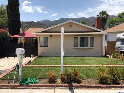 3038 Manhattan Avenue, Glendale, CA 91214 - MLS#: 318002589