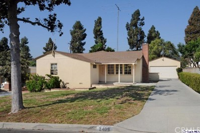 2409 Siwanoy Drive, Alhambra, CA 91803 - MLS#: 318002644