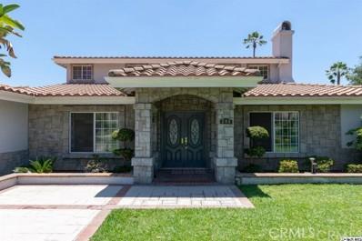 240 W Palm Drive, Arcadia, CA 91007 - MLS#: 318002653